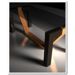 Moderné jedálenské stoly