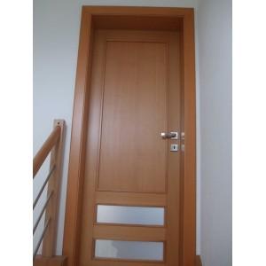 Kazetové dyhovane dvere