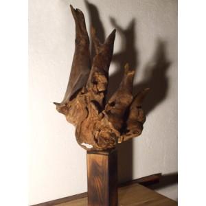 Sculptura Sleepy fire