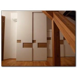 moderné skrine